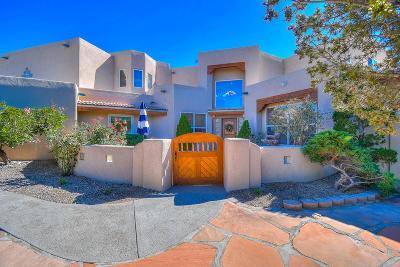 Single Family Home For Sale: 7620 Beverly Hills Ave. NE