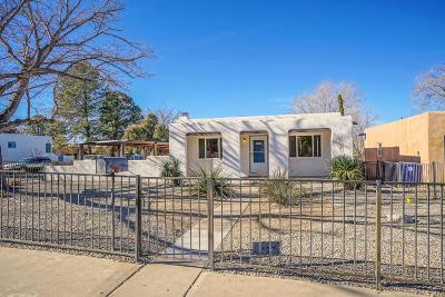 Single Family Home For Sale: 813 Vassar Drive SE