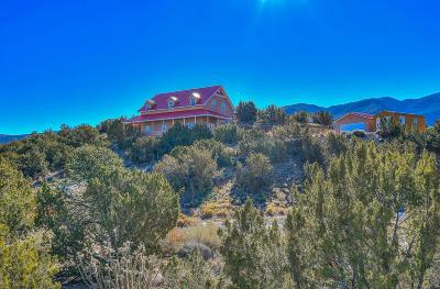 Single Family Home For Sale: 40 Camino De La Buena Vista