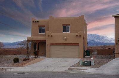 Rio Rancho Single Family Home For Sale: 2913 Wilder Loop NE