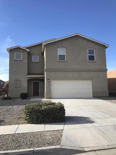 Rio Rancho Single Family Home For Sale: 1811 Platina Road SE