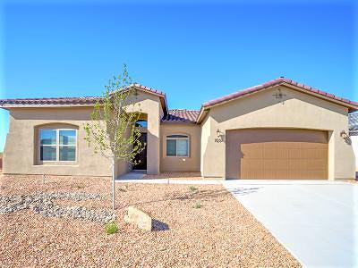 Albuquerque, Rio Rancho Single Family Home For Sale: 7237 Aldan Drive NE