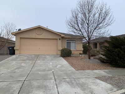 Rio Rancho Single Family Home For Sale: 3101 Zia Street NE