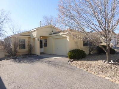 Rio Rancho Single Family Home For Sale: 1772 Ira Dr. NE