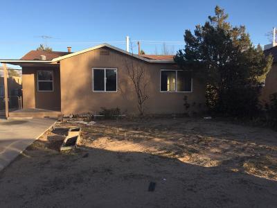 Single Family Home For Sale: 1302 Truman Street SE