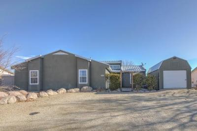 Rio Rancho Single Family Home For Sale: 664 Snead Loop SE