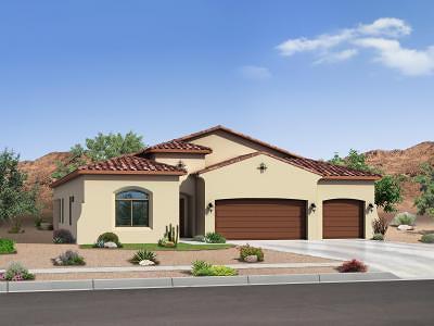 Rio Rancho Single Family Home For Sale: 6024 Sandia Court NW