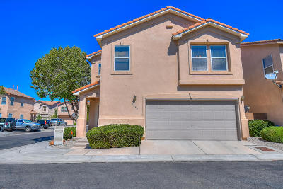 Single Family Home For Sale: 2140 Altura Verde Lane NE