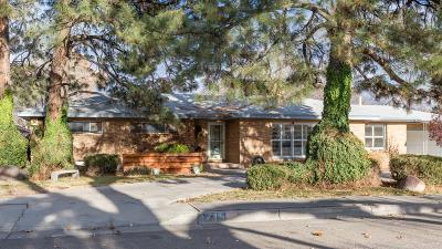 Albuquerque Single Family Home For Sale: 1715 Escalante Avenue SW