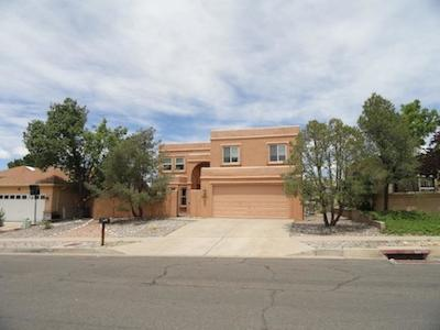 Albuquerque Single Family Home For Sale: 7853 Quintana Drive NE