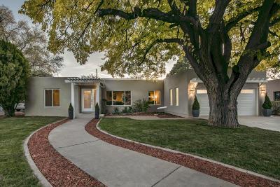 Albuquerque Single Family Home For Sale: 1508 San Carlos Road