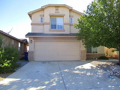 Albuquerque Single Family Home For Sale: 9820 Sunshine Mesa Drive NW