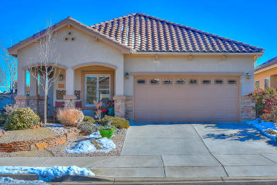 Placitas, Bernalillo Single Family Home For Sale: 836 Purple Aster Drive