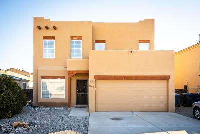 Single Family Home For Sale: 544 Whispering Street SW