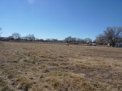 Valencia County Residential Lots & Land For Sale: 100 Chughole Lane # A