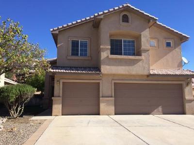 Albuquerque Single Family Home For Sale: 4401 Barrett Avenue NW