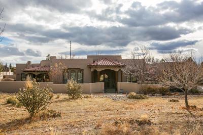 Albuquerque Single Family Home For Sale: 10620 Santa Monica Avenue NE