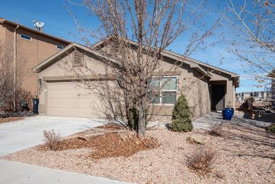 Albuquerque Single Family Home For Sale: 7009 Tijeras Creek Road NW