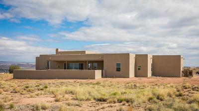 Single Family Home For Sale: 7 Pueblo Bonito Road