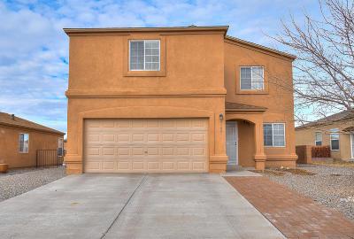 Rio Rancho Single Family Home For Sale: 4705 Raptor Road NE
