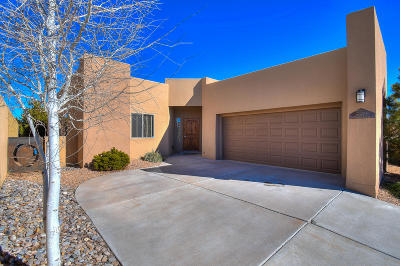 Rio Rancho Single Family Home For Sale: 2613 Redondo Santa Fe Loop NE