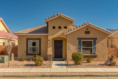 Placitas, Bernalillo Single Family Home For Sale: 816 Palo Duro Drive NE