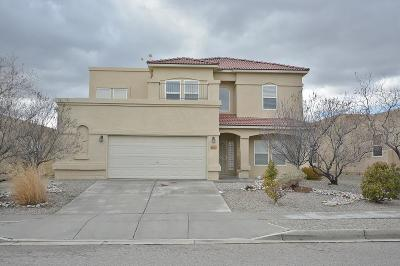 Rio Rancho Single Family Home For Sale: 2053 Platina Road SE