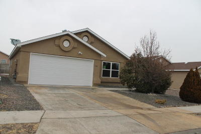 Bernalillo County Single Family Home For Sale: 9701 Atrisco Ranch Road SW