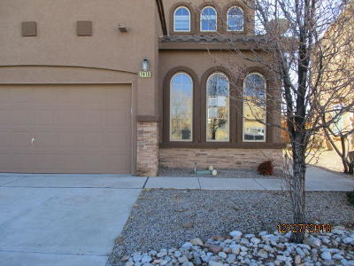 Rio Rancho Attached For Sale: 2410 Treviso Drive SE