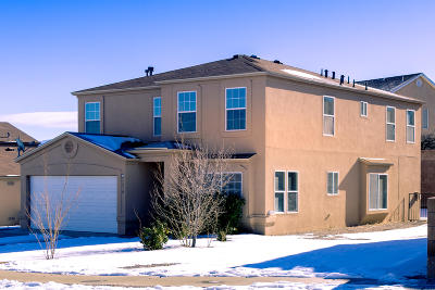 Rio Rancho Single Family Home For Sale: 1518 Sierra Norte Loop