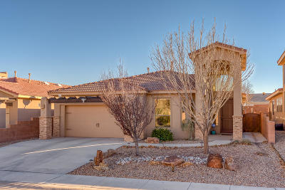 Placitas, Bernalillo Single Family Home For Sale: 1148 San Augustin Drive