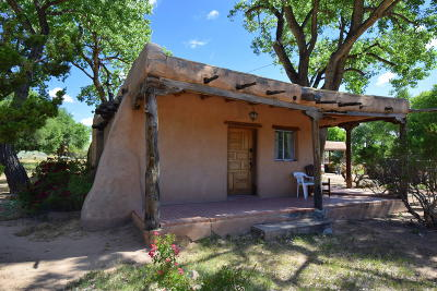 Corrales Single Family Home For Sale: 353 La Entrada