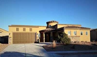 Sandoval County Single Family Home For Sale: 5724 Pikes Peak Loop NE