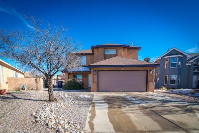 Valencia County Single Family Home For Sale: 1254 Avenida Esplendida NW