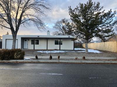 Rio Rancho Single Family Home For Sale: 303 San Juan De Rio Drive SE