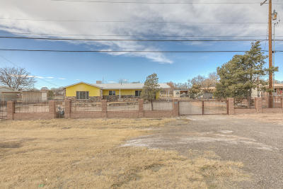 Belen Single Family Home For Sale: 19794 Highway 314