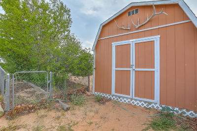 Los Lunas Single Family Home For Sale: 10 Frances Road