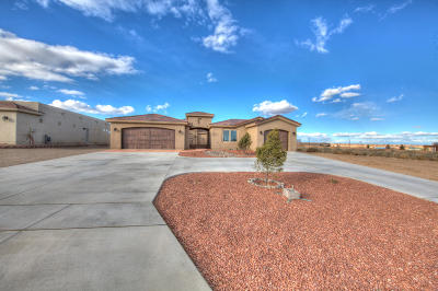 Rio Rancho Single Family Home For Sale: 1713 21st Avenue SE