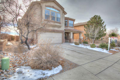 Rio Rancho Single Family Home For Sale: 1533 Montiano Loop SE