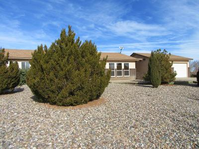 Rio Rancho Single Family Home For Sale: 3605 32nd Circle SE