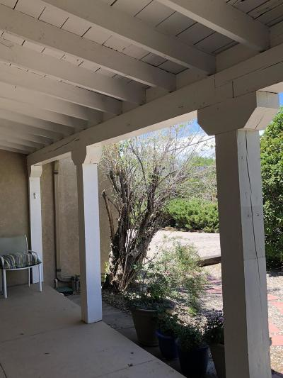 Single Family Home For Sale: 3306 Monte Vista Boulevard NE