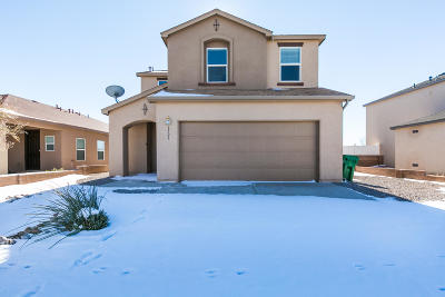Rio Rancho Single Family Home For Sale: 6526 Shiprock Court NE