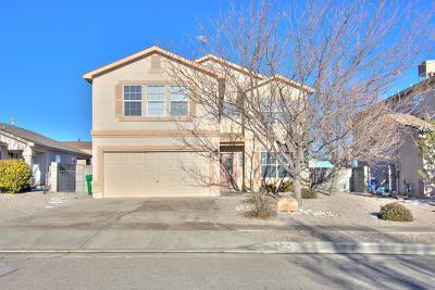 Rio Rancho Single Family Home For Sale: 3321 Hunters Meadows Circle NE