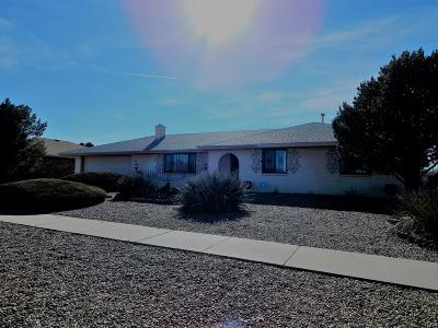 Valencia County Single Family Home For Sale: 1341 Kaghan Loop