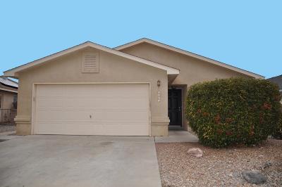 Albuquerque Single Family Home For Sale: 6805 Platt Place NW