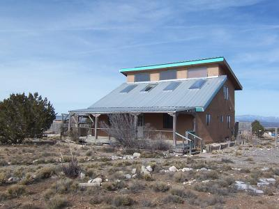Placitas, Bernalillo Single Family Home For Sale: 31 Llano Del Norte