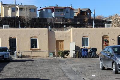 Bernalillo County Multi Family Home For Sale: 119 50th Street NW