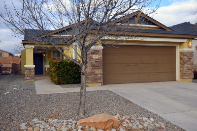 Sandoval County Single Family Home For Sale: 1037 Spring Valley Road NE
