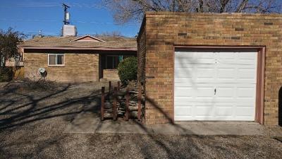 Bernalillo County Single Family Home For Sale: 1111 Iron Avenue SW