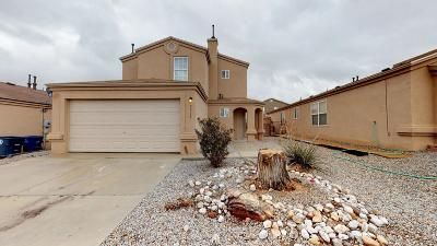 Bernalillo County Single Family Home For Sale: 9512 Otero Mesa Road SW